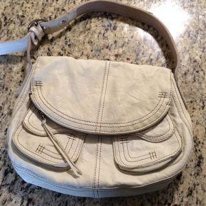 Lucky Brand Italian Leather Shoulder Bag